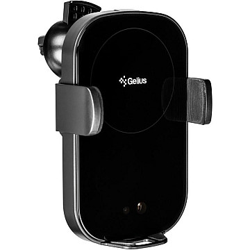 Холдер Gelius Pro Wally 2i Automatic WC-002 15W (Wireless Charger) Black