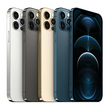 Apple iPhone 12 Pro128GB Pacific Blue (MGMN3)